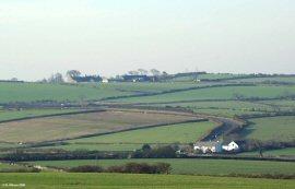 To Beckside and Harbarrow Farm